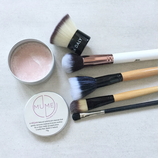 Why is it important to clean your make-up brushes?