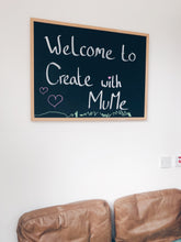 Welcome to create with mume workshop