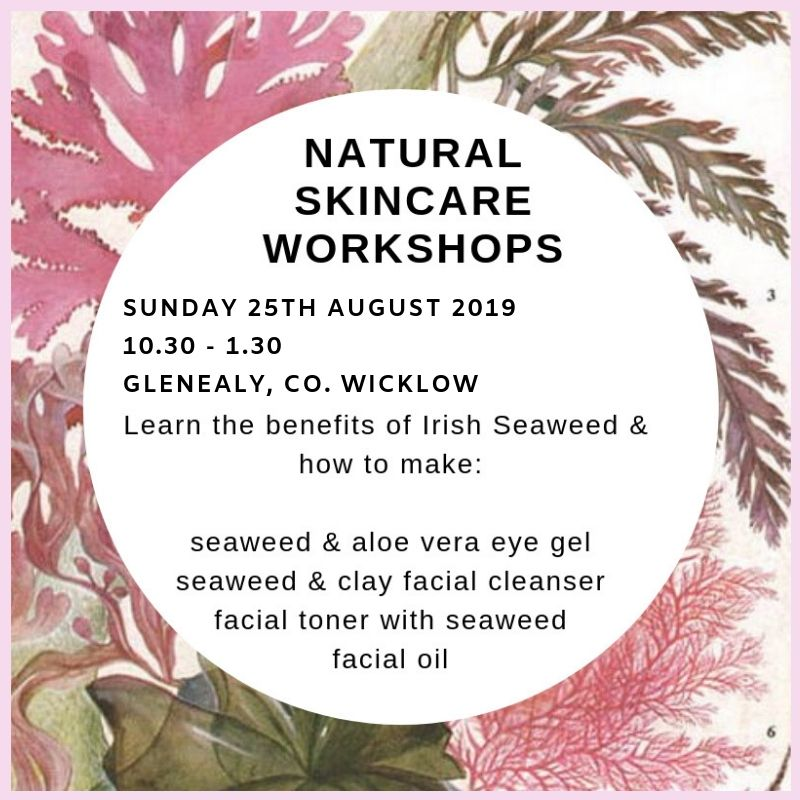 natural skincare making workshop MuMe