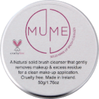 MuMe Solid Make-Up Brush Cleanser