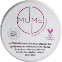 MuMe VEGAN Solid MakeUp Brush Cleanser