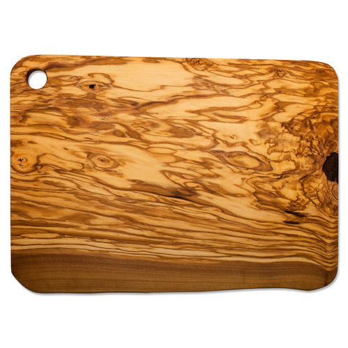 Large Olive Wood Cutting Board