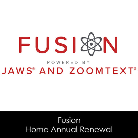 Fusion Home Annual Renewal