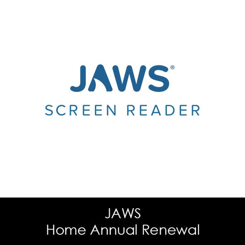 JAWS Home Annual Renewal
