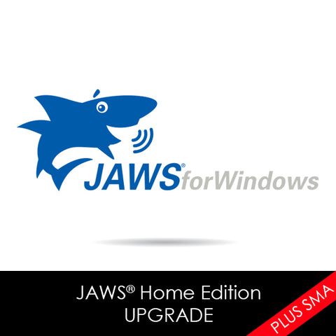 JAWS Home Edition - Upgrade Plus SMA