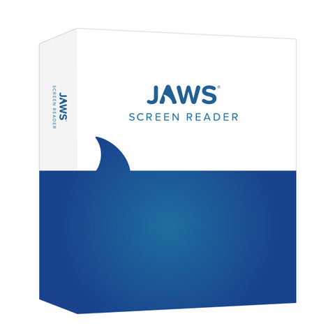 JAWS Home Edition product box