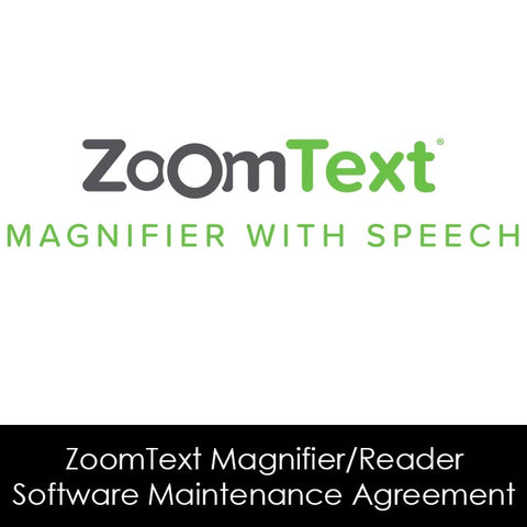 ZoomText Magnifier Reader - SMA