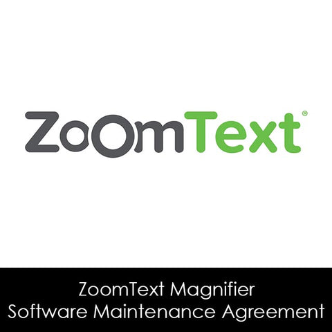 ZoomText Magnifier - SMA