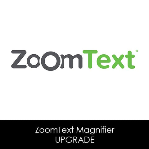 ZoomText Magnifier Upgrade