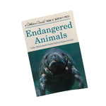 Endangered Animals Book