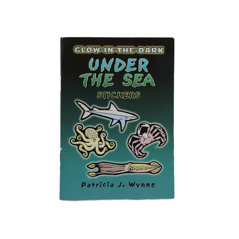 Glow-in-the-Dark Under the Sea-Stickers