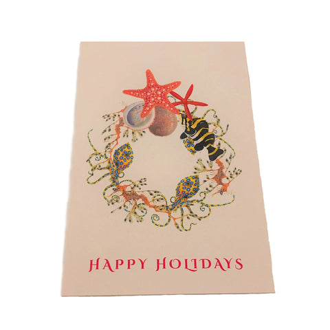 Nick Mayer Nautical Holiday Card
