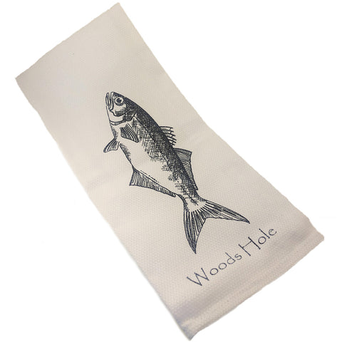 Bluefish Towel