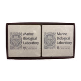 MBL-U Chicago Marble Coaster