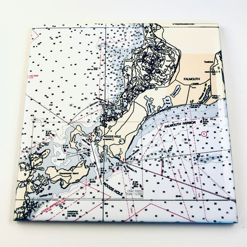 Trivet-Woods Hole Map