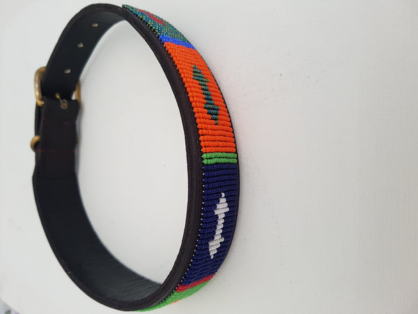 Barrett Dog collar