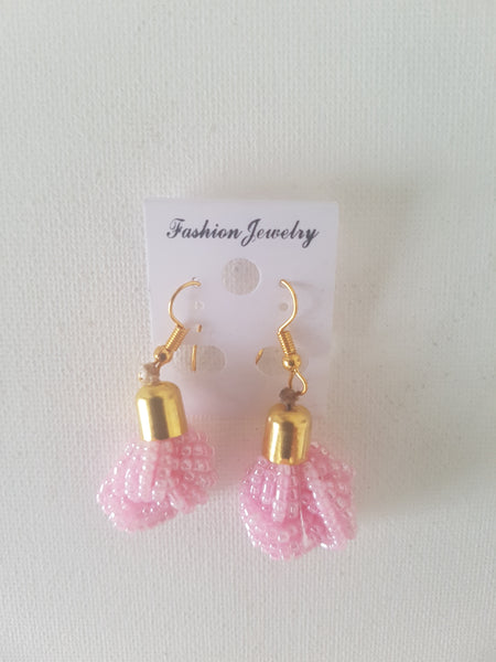 Pink Mrembo earrings