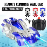 Wall Climbing RC Car