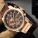 Chronograph Luxury Watch