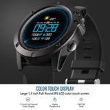 ZE-Pro Smart Watch -- Touch Screen