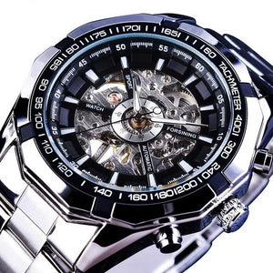 Luxury Skeleton Watch