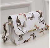 Butterfly Leather Bag