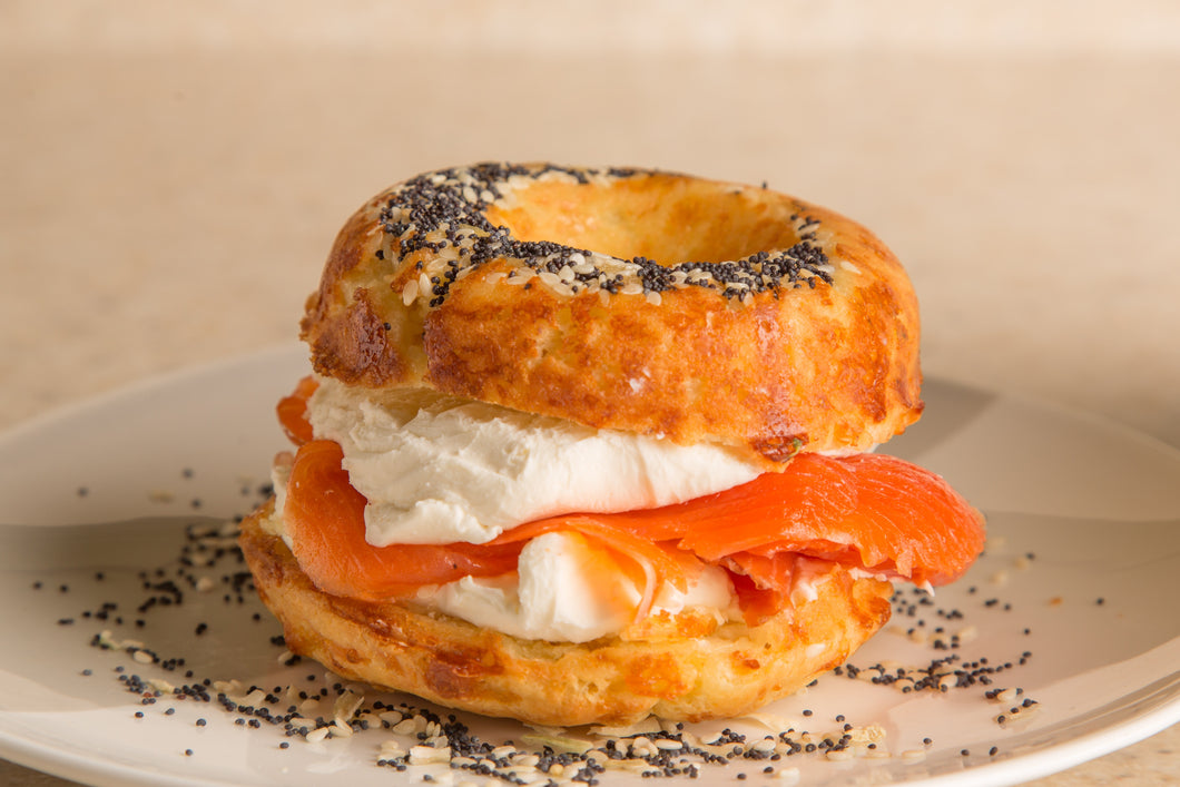 Bagels: The Everything