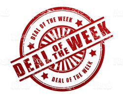 Deals of the week