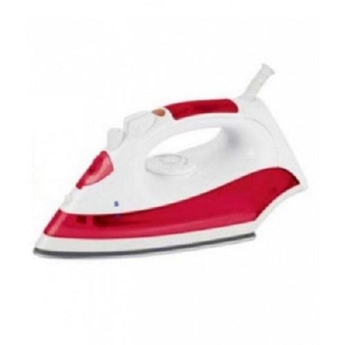 POLYSTAR ELECTRIC STEAM IRON, PINK - blackfridayeveryfriday
