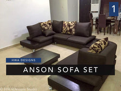 ANSON SOFA SET - blackfridayeveryfriday