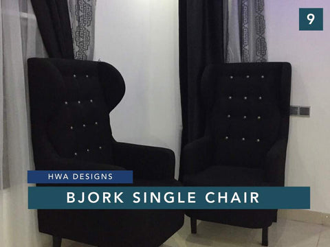 BJORK SINGLE CHAIR - blackfridayeveryfriday