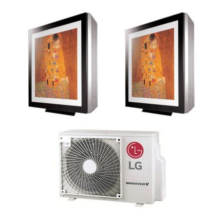 LG ARTCOOL AIR CONDITIONER 2HP CHANGEABLE - blackfridayeveryfriday