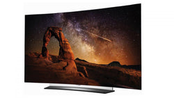 LG C6 Curved OLED 4K HDR Smart TV - blackfridayeveryfriday