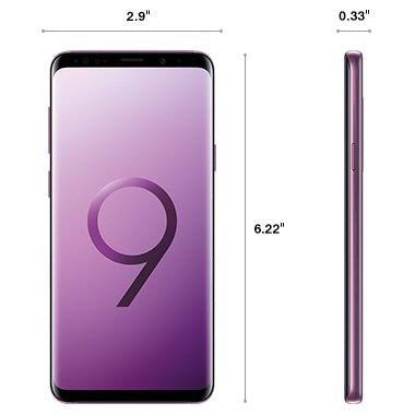 Samsung S9 (UK used) - blackfridayeveryfriday