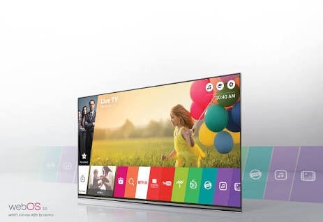 "LG 60"" SMART TV 60UJ630 - blackfridayeveryfriday"