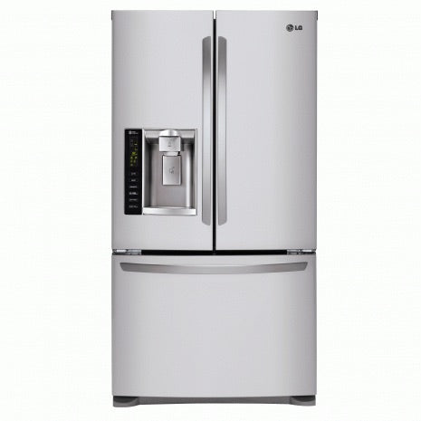 LG Side-by-Side Refrigerator - blackfridayeveryfriday
