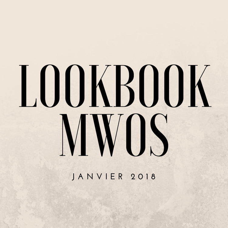 LookBook - Janvier 2018