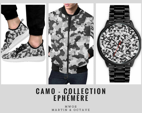 Camo - Cadeau original Unique - Collection éphémère