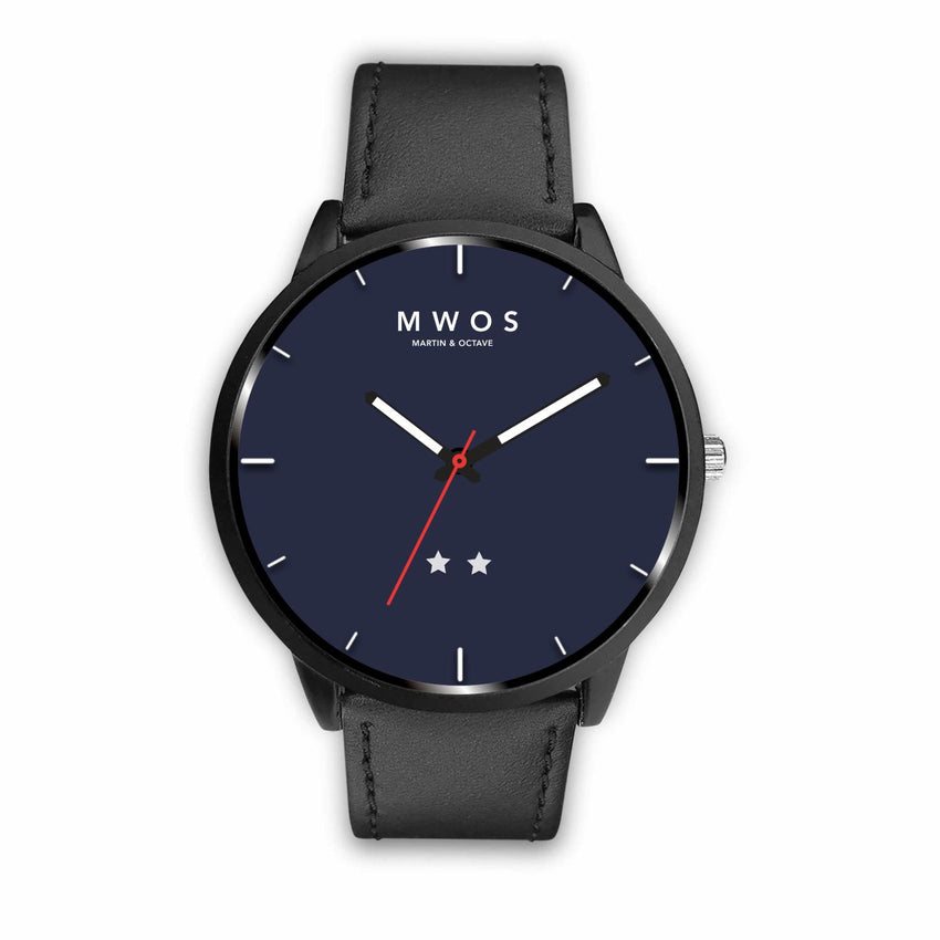 France 2018 - Montre personnalisable