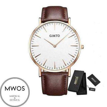 La Gimto - Marron & Or
