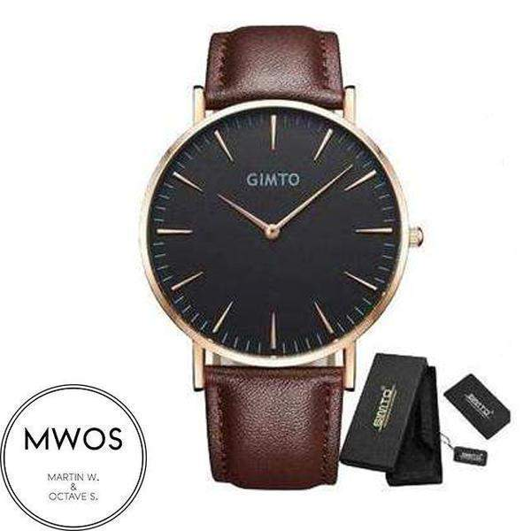 La Gimto - Marron & Or & Noir