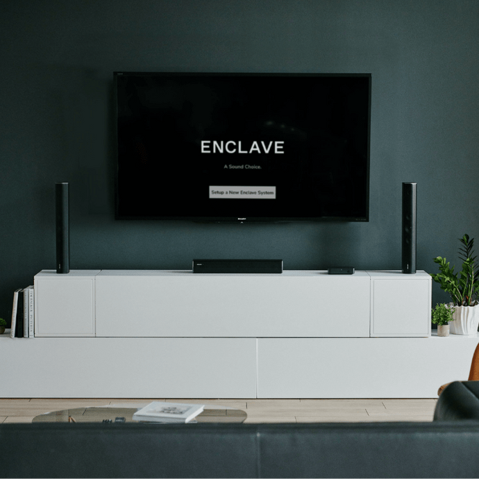 Enclave Audio: A Solution for an Agelong Problem