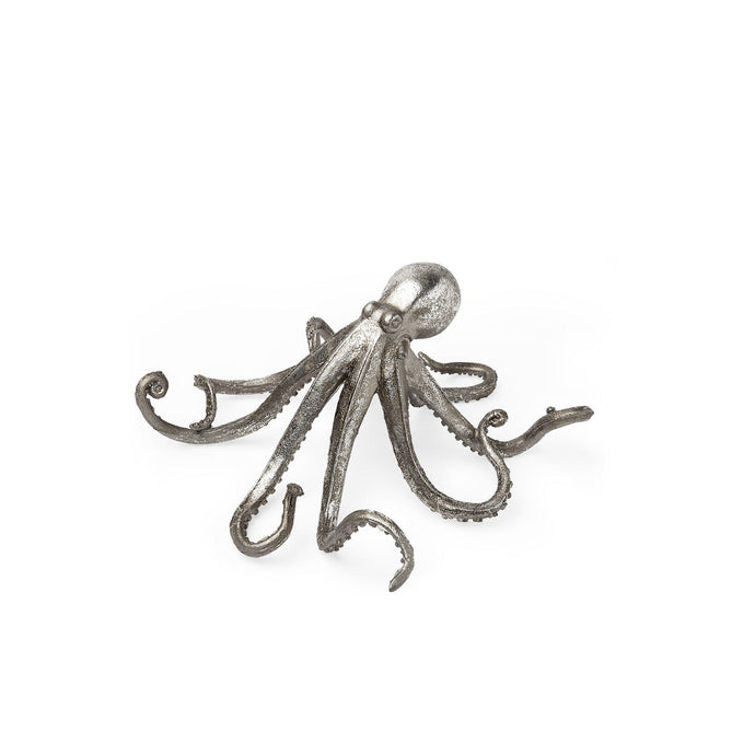 Stafford Silver Pewtered Octopus - 3 Sizes