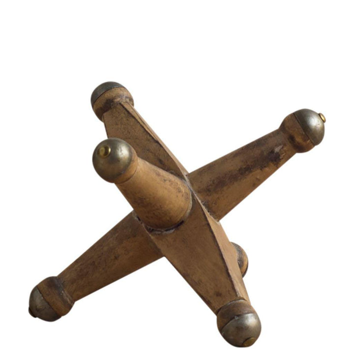 Jacto Brown Wooden Jack - 2 Sizes