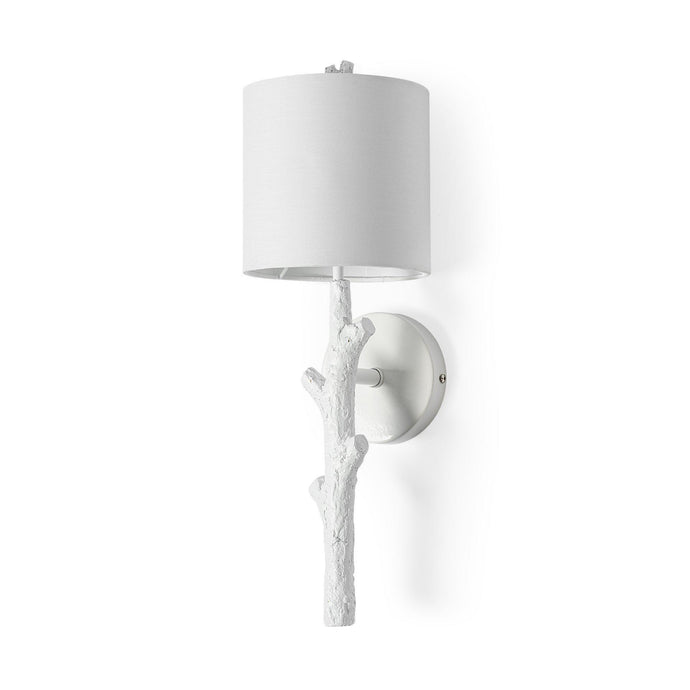 Sabinal White Branch Wall Sconce | Sconce | parker-gwen
