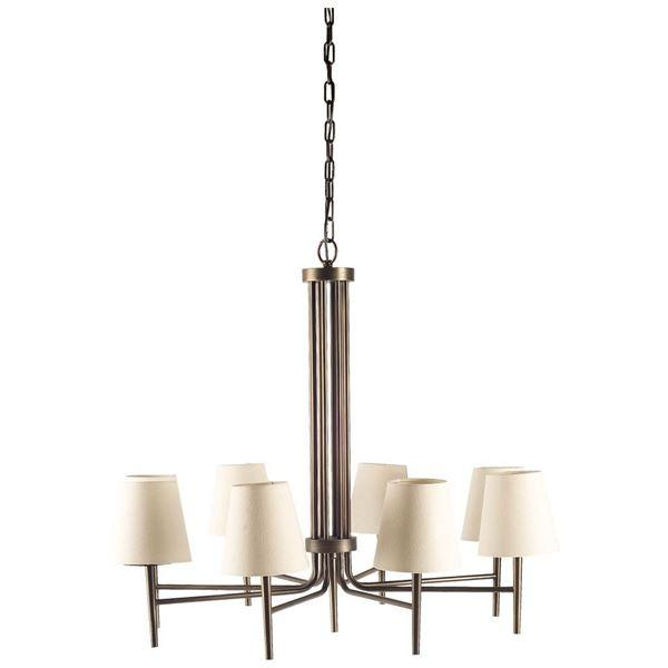 Betty Elegant 8 Shaded Light Chandelier | Chandelier | parker-gwen