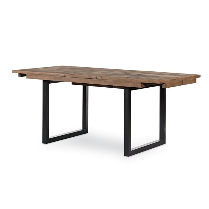 "Woodenforge Reclaimed 55"" to 70"" Extension Table 