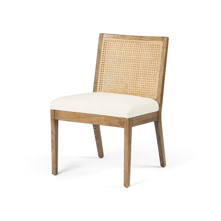 Antonia Cane Armless Dining Chair (Toasted Nettlewood)