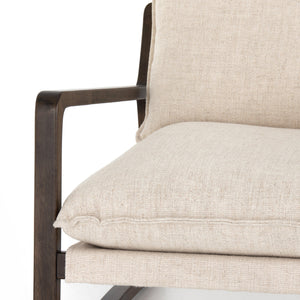 Ace Accent Chair (Thames Cream)