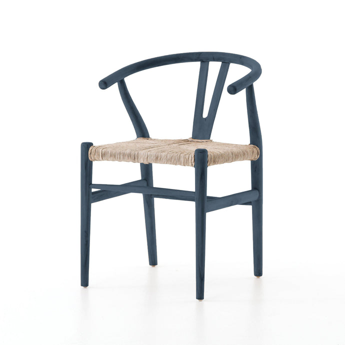 Muestra Dining Chair (Dusty Slate) | Dining Chair | parker-gwen